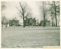 Champaign County Children's Home - my mother stayed there when her parents could no longer afford to care for her and her sisters Urbana Ohio, Family Research, Local History, Historical Society, Walking Tour, Kids House, Sweet Home, New Homes, Tours