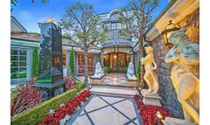 This $10 Million Newport Beach Mansion Is Modeled After a Fabergé Egg. - Dujour