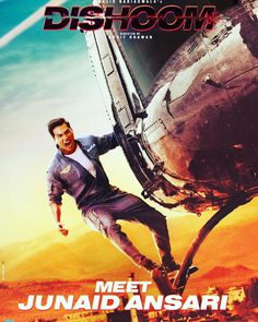 """Dishoom rejigs the amigo cop motion picture, with John Abraham and Varun Dhawan being doled out to the """"Instance Of A Vanishing Indian Cricketer"""". Movie Songs, Movies, Movie Film, Bollywood Movie Trailer, Dishoom, John Abraham, Celebrity Magazines, Varun Dhawan, Jacqueline Fernandez"""