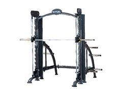Máquina de musculacion profesional Smith A983 de SportsArt.