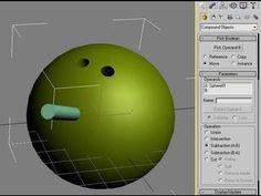 3D Studio MAX -- Operazioni booleane tra mesh; case study: la palla da bowling (con sottotitoli) - #3DStudioMax #3Ds #Boolean #OperazioniBooleane #PallaDaBowling #Redbaron85 #SottrazioneVolumi #Tutorial #UnioneMesh #Videotutorial http://wp.me/p7r4xK-eA