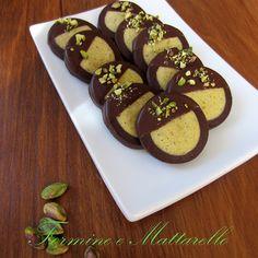 girella al pistacchio e cioccolato
