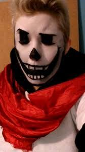 Image result for papyrus cosplay