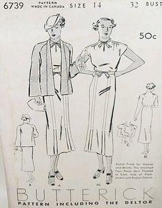 butterick dress 6739