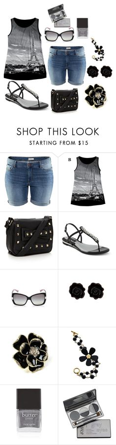 """Silver Spring"" by theresa-irene-ellis ❤ liked on Polyvore featuring H&M, Call it SPRING, White House Black Market, Coach, Fornash, Amrita Singh, Andrew Hamilton Crawford, Henri Bendel and DuWop"