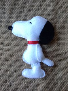 "How do you like the ""Snoopy"" that I made?"