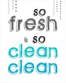 Find That Warm Fuzzy Feeling: Free Printable For The Bathroom Barn Bathroom, Bathroom Art, Ocean Bathroom, Word To Your Mother, Fresh And Clean, Life Organization, Simple Pleasures, Quote Posters, Easy Diy Projects