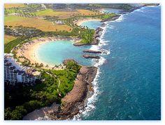 Marriott Ko Olina Beach Resort, Oahu, Hawaii