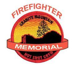 Memorial service planned today for fallen firefighters from Prescott's Granite Mountain Hotshots.