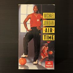 Michael Jordan: Air Time (1993) VHS