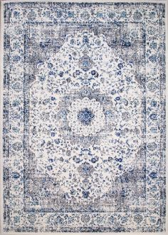 Blue Distressed Traditional Rugs Halcyon 160x230 On In The Uk Along With Best Prices