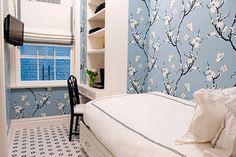 nice tiny bedroom