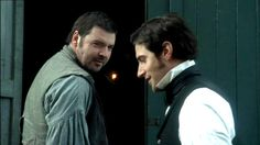 Richard Armitage and Brendan Coyle, North and South