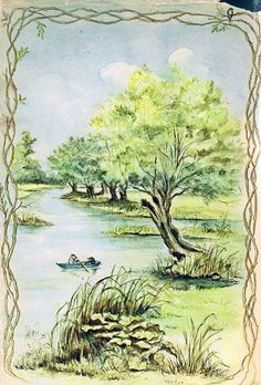 The Wind in the Willows by Rose Red Cottage on Flickr.