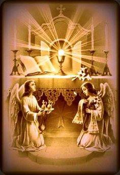 ACT OF SPIRITUAL COMMUNION