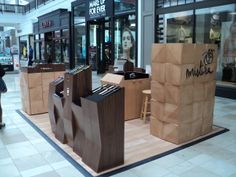 Mistura: Wooden Wristwatches. Mistura retails hand-crafted, exotic wooden wristwatches made from Colombia. They recently opened their TOU at Westfield Valley Fair.