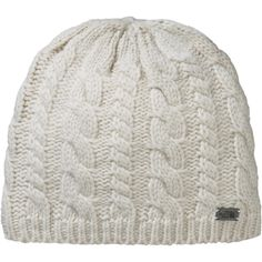 The North Face Women's Fuzzy Cable Beanie Dick's Sporting Goods - $26.25...Did you know that Dick's Sporting Goods store honors their online prices.