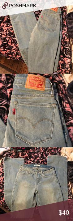 Never worn size 24 Levi's Size 24 Levi brand jeans. Never worn. Style 715 BOOTCUT Levi's Jeans Boot Cut