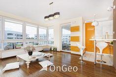 #Mieszkanie na sprzedaż #OnGeo #salon