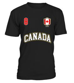 """# Canada Shirt Number 8 Canadian Team Sports Hockey Soccer .  Special Offer, not available in shops      Comes in a variety of styles and colours      Buy yours now before it is too late!      Secured payment via Visa / Mastercard / Amex / PayPal      How to place an order            Choose the model from the drop-down menu      Click on """"Buy it now""""      Choose the size and the quantity      Add your delivery address and bank details      And that's it!      Tags: Canadian Team Sports…"""
