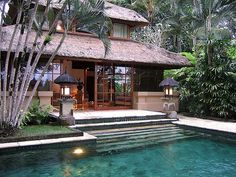 Bali style guest house