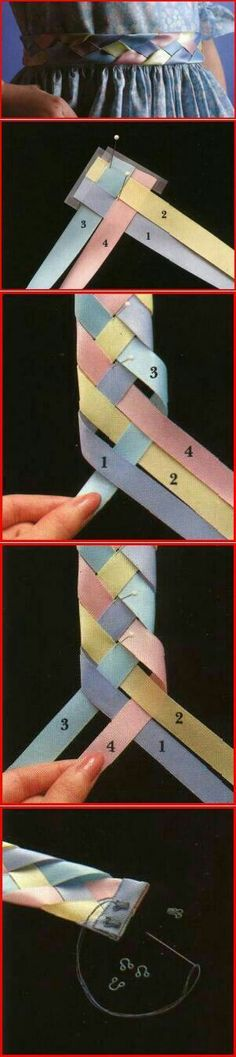 creative waistband • diy how to make tutorial ideas projects sew pattern handmade instructions