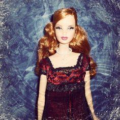 Ce'Nedra as Titanic Barbie