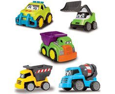 Happy Trucks