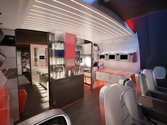 Nike and Teague unveil the Athlete's Plane