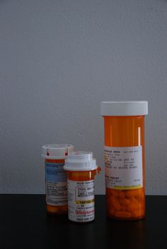 Donate empty pill bottles to the American Foundation for Children with AIDS-- they can be reused for medicine!