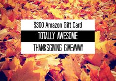 Put A Little Umbrella In Your Drink: Enter to Win a $300 Amazon Gift Card!