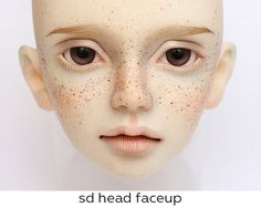 SD bjd faceup commission by Keiu by KeiuDolls on Etsy