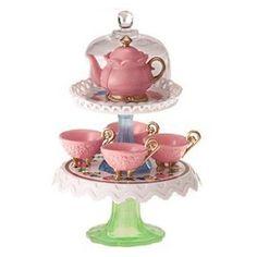 Re-ment Luxury Royal Princess Tea Set