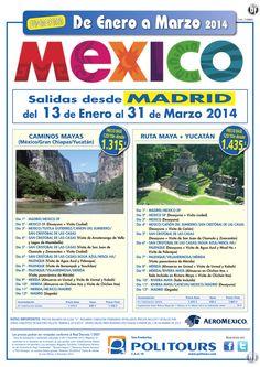 MÉXICO Caminos Mayas, salidas del 13/01 al 31/03/14 desde Madrid (12d/10n) precio final 1.745€ ultimo minuto - http://zocotours.com/mexico-caminos-mayas-salidas-del-1301-al-310314-desde-madrid-12d10n-precio-final-1-745e-ultimo-minuto-9/