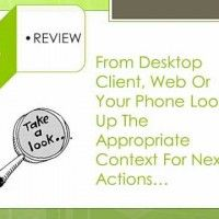 Simple GTD & Evernote Combo