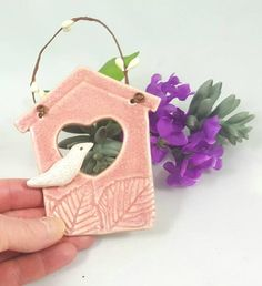 This item is unavailable – Hobbies paining body for kids and adult Ceramic Houses, Ceramic Birds, Ceramic Art, Ceramic Animals, Ceramic Pottery, Horse Shoe Nails, Pottery Supplies, House Ornaments, Christmas Ornaments