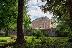 Schloss Ostrau, Sachsen-Anhalt.