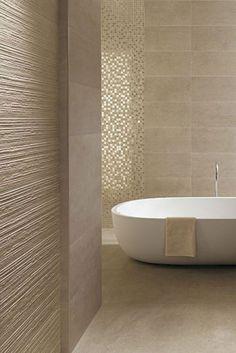 48 Stunning Ideas for Creating a Minimalist Bathroom - Page 46 of 50 Bathroom Trends, Diy Bathroom Decor, Bathroom Interior Design, Modern Bathroom, Interior Design Living Room, Small Bathroom, Bathroom Tubs, Minimalist Bathroom Design, Minimalist Kitchen