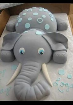 Omg so cute! SIMPLY ADORABLE!!! obsessed with elephants!