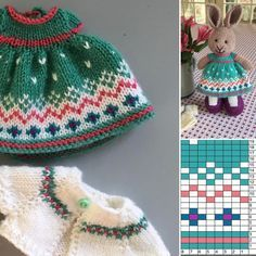 Ideas Crochet Patterns Toys Little Cotton Rabbits For 2019 Toys Patterns little cotton rabbits Knitted Bunnies, Knitted Animals, Knitted Dolls, Crochet Dolls, Knitting Charts, Knitting Stitches, Baby Knitting, Knitting Patterns, Crochet Patterns