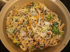 Yum Yum - Salat, ein tolles Rezept aus der Kategorie Camping. Bewertungen: 87. Durchschnitt: Ø 4,3.