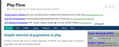 php programming blog which is focused on programming problems in php programming , php tutorial, mysql  tutorial, php,  jQuery, Ajax, mysql, php interview questions, mysql  interview questions, ajax interview questions, jquery interview questions,  php latest  interview questions, php development,  web development, php training, php projects, php problems, ajax interview questions, jquery interview questions,  php latest  interview questions, php development,  web development, php training