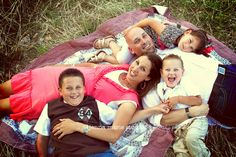 Family Photography - What a beautiful family if I do say so!