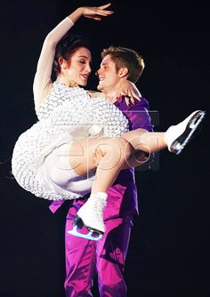 Meryl & Charlie Artistry on Ice in China 2015