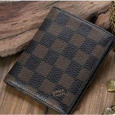 Billetera Corta Ajedrez comprabolsos.com #Billetera #Hombre #comprabolsos #estilo #trend #moda #descuentos