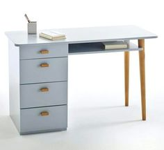 ameriwood dover desk federal white sonoma oak staples 88165