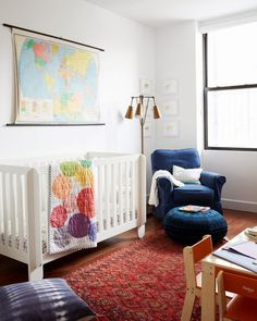 Studio Apartment Nursery small coolwith kids? yes, you can. kids spaces from the small