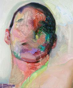 Artist Winston Chmielinski painter painting