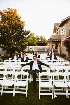 Good ideas groomsmen for wedding 59