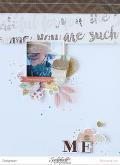 PHOTO + PAPER + STAMP = CRAFTTIME!!!: LAYOUT - ME